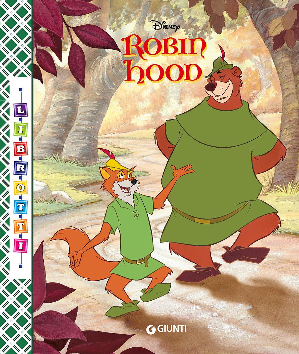 Robin Hood - Librotti