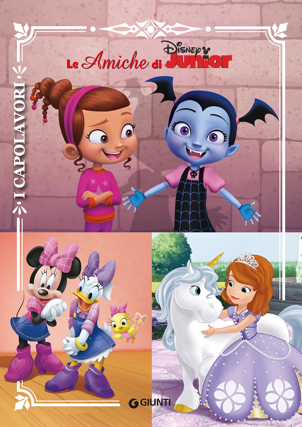 Le amiche di Disney Junior - I Capolavori
