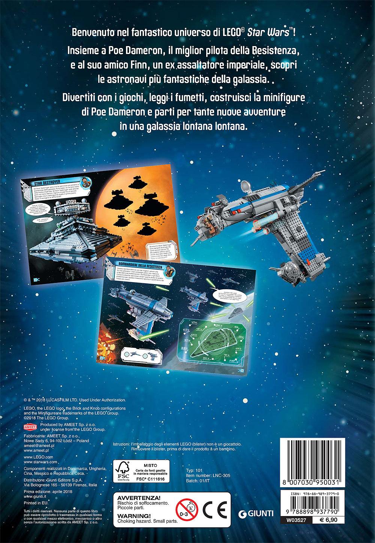 Super Album - LEGO Star Wars. Astronavi galattiche