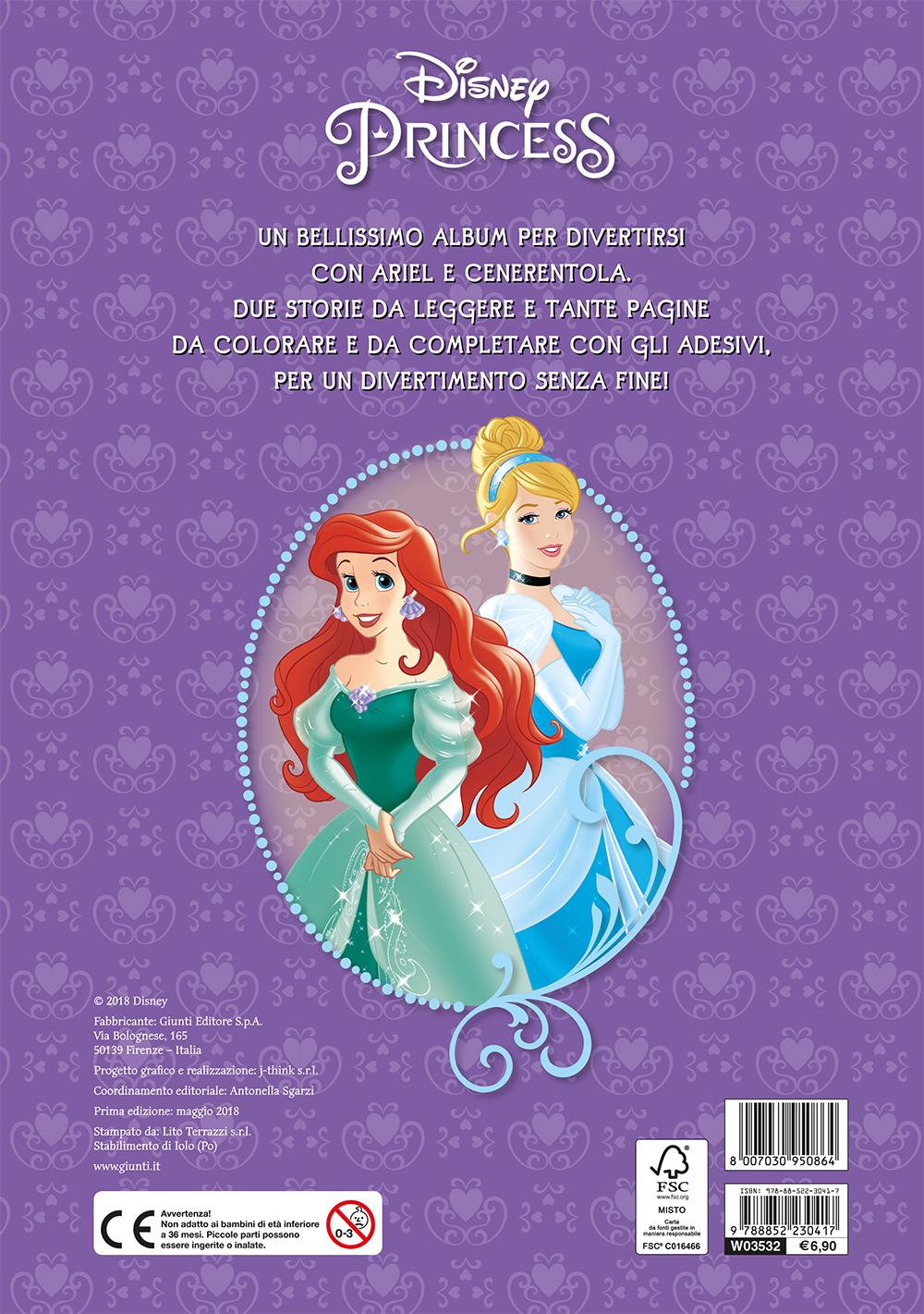 Attacca le Principesse - Principesse. Gioca, Colora e Attacca