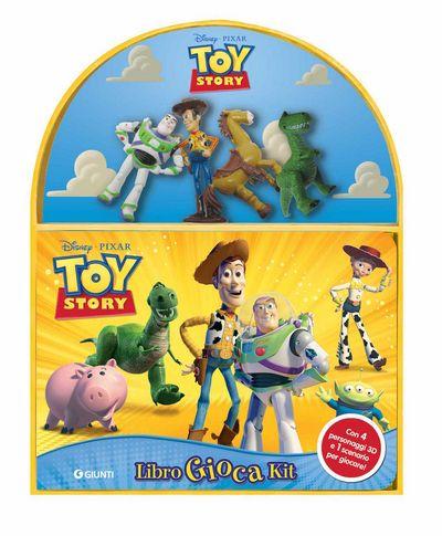 Toy Story - LibroGiocaKit