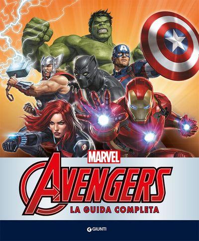 Enciclopedia dei Personaggi - Avengers. La guida completa