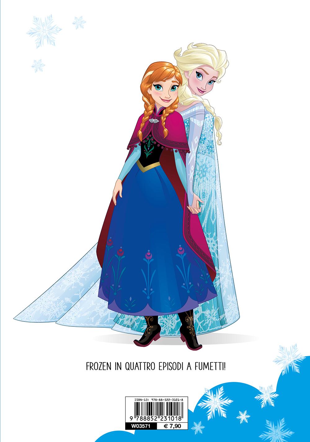 Racconti a Fumetti - Frozen