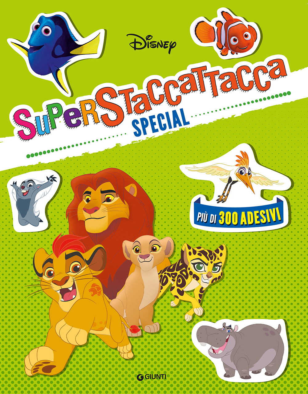 Superstaccattacca Special - Alla ricerca di Nemo/The Lion Guard