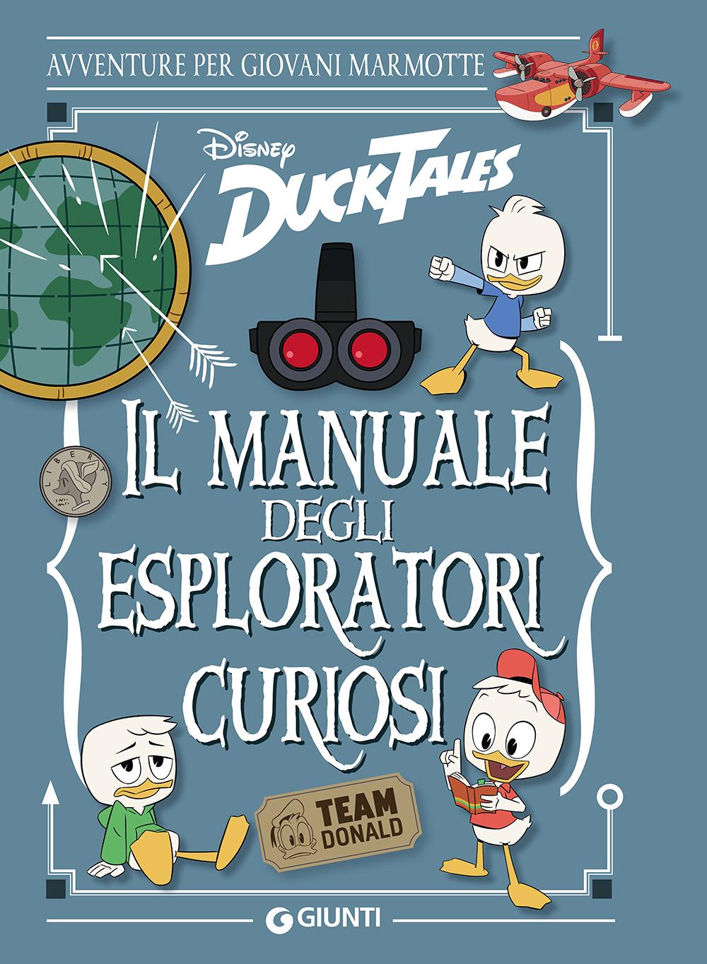 Il Manuale degli Esploratori Curiosi