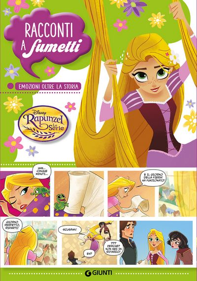 Racconti a Fumetti - Rapunzel. La Serie