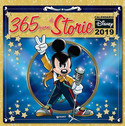 Calendario Disney 2019 - 365 giorni di Storie