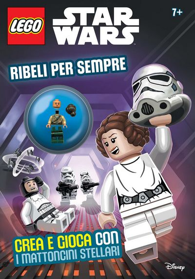 Super Album - Star Wars LEGO. Ribelli per sempre