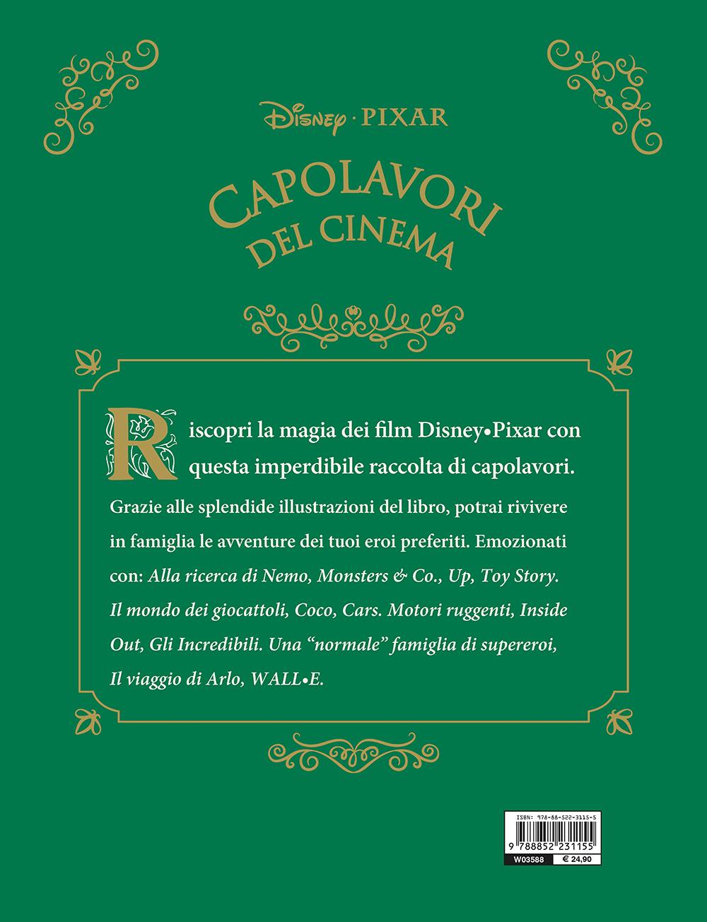 Fiabe Collection - Capolavori del Cinema Disney/Pixar