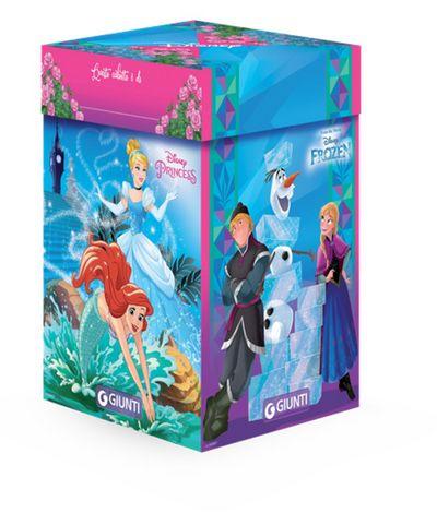 Principesse/Frozen Cubotti