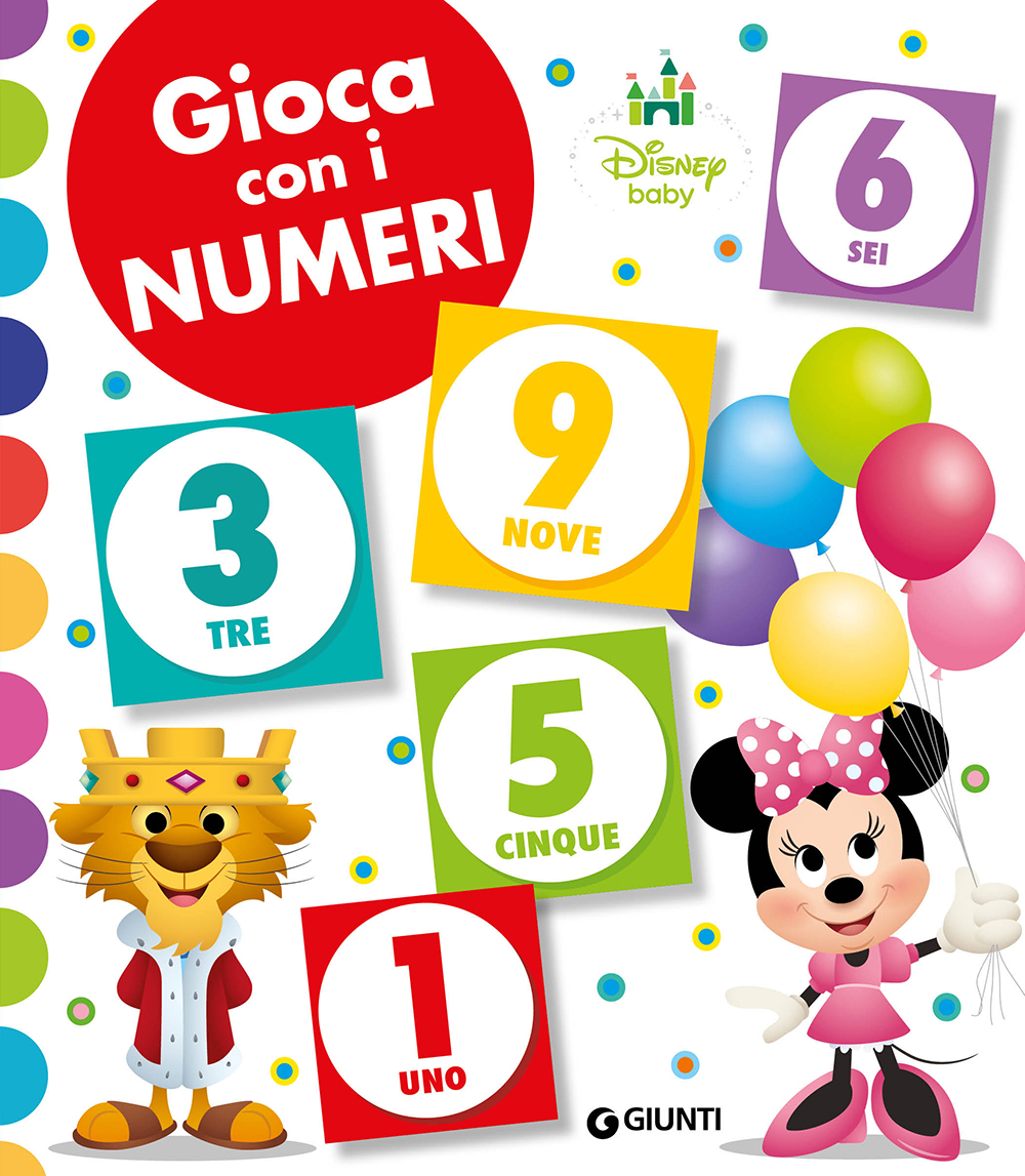 Disney Baby - Gioca con i Numeri