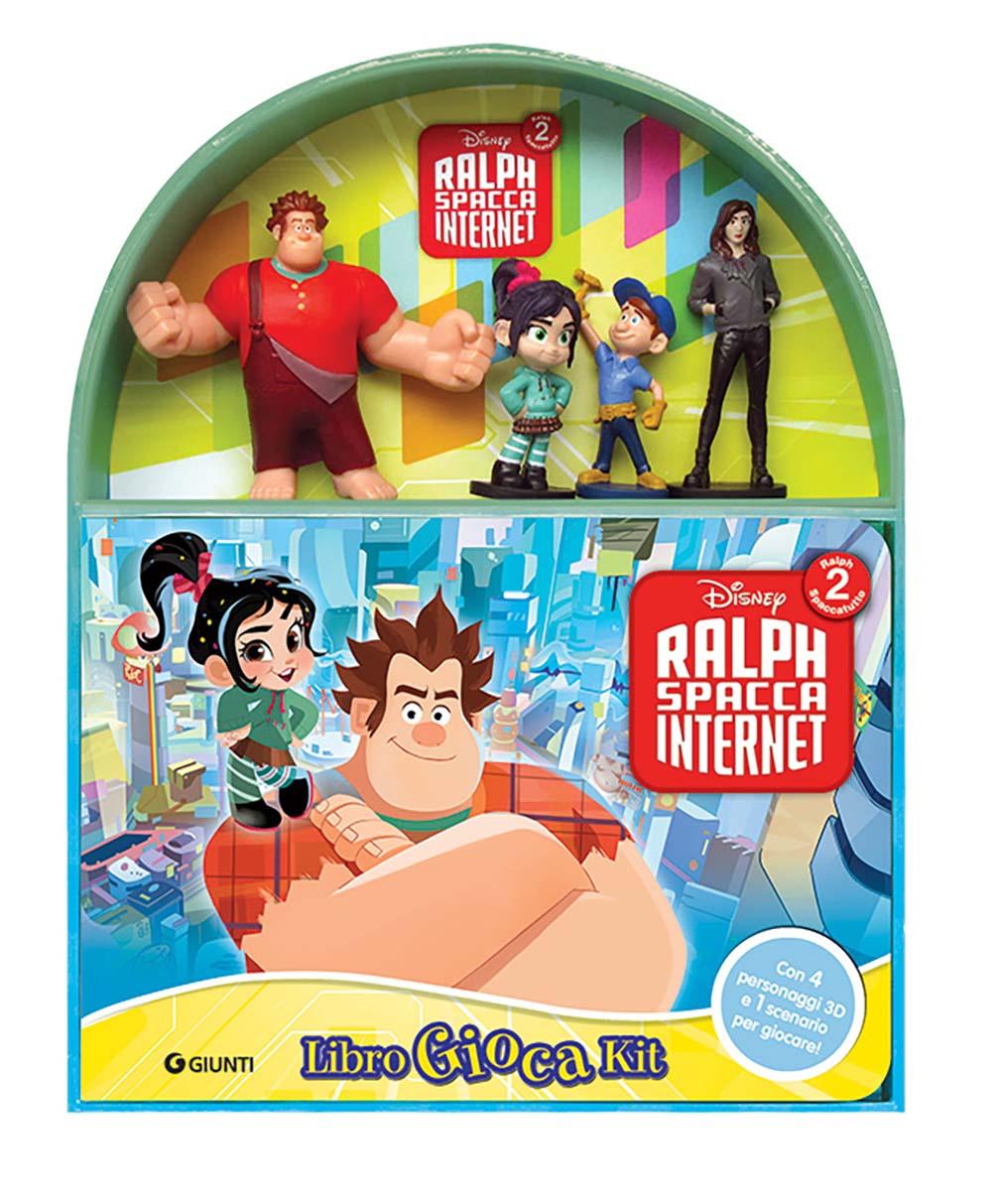 Ralph Spacca Internet - LibroGiocaKit