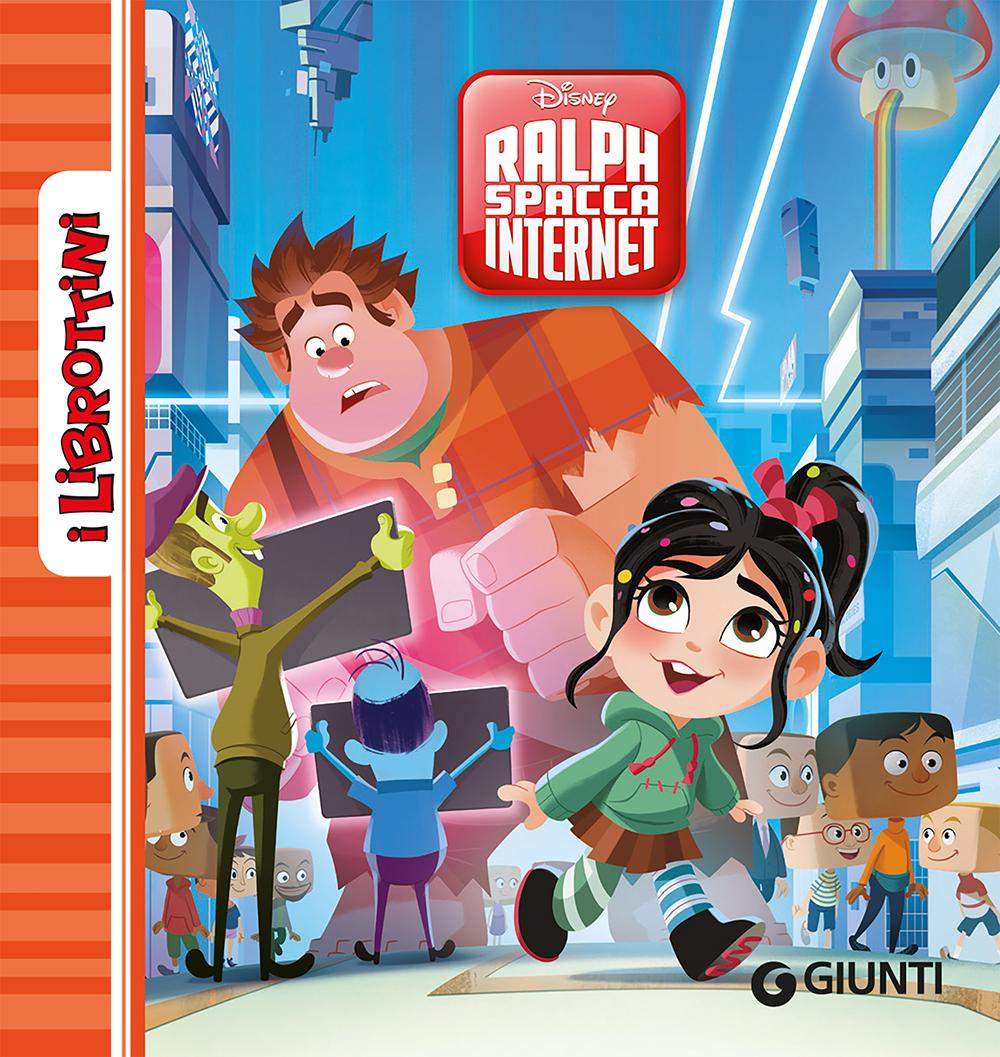 Ralph Spacca Internet - I Librottini