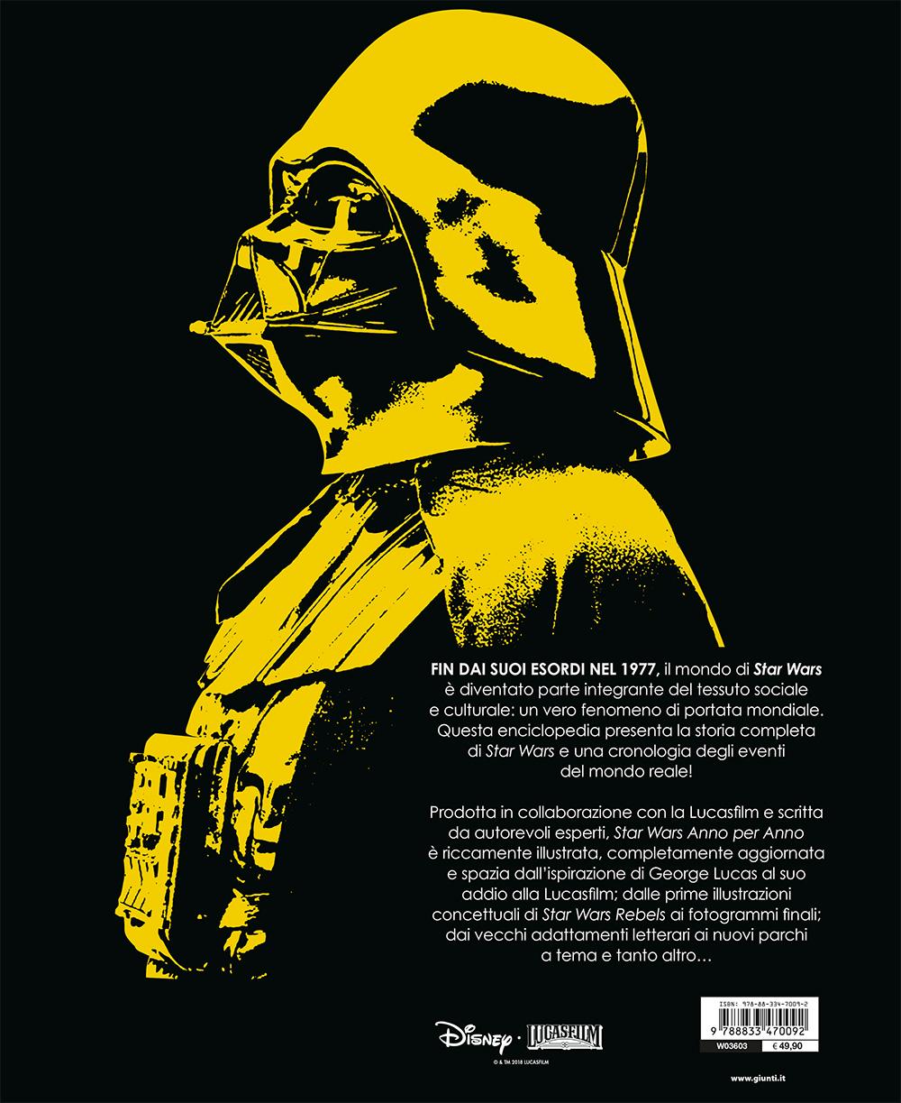 Enciclopedia dei Personaggi - Star Wars. Anno per anno