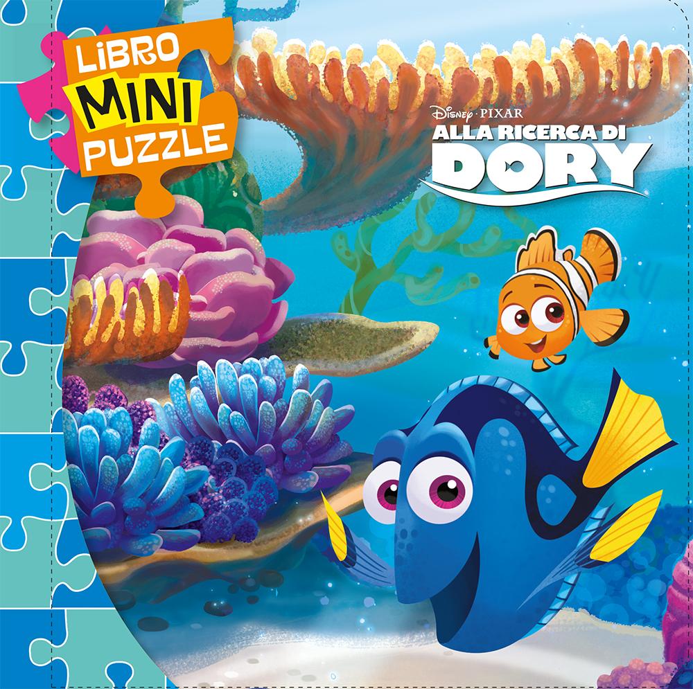 Libro Mini Puzzle - Alla ricerca di Dory