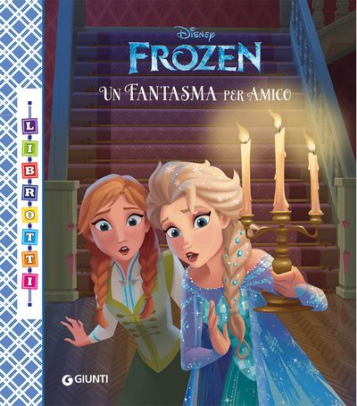 Librotti - Frozen. Un fantasma per amico