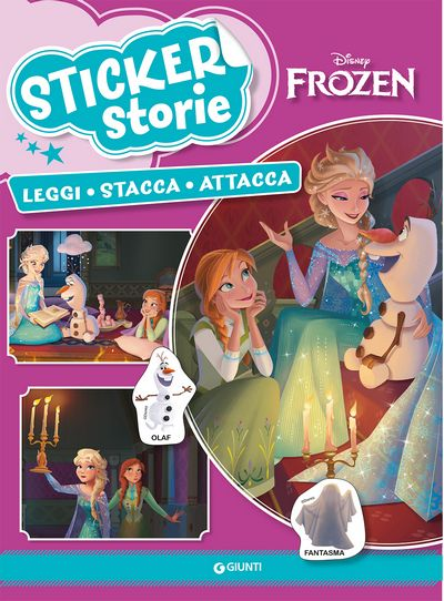 Sticker Storie - Frozen