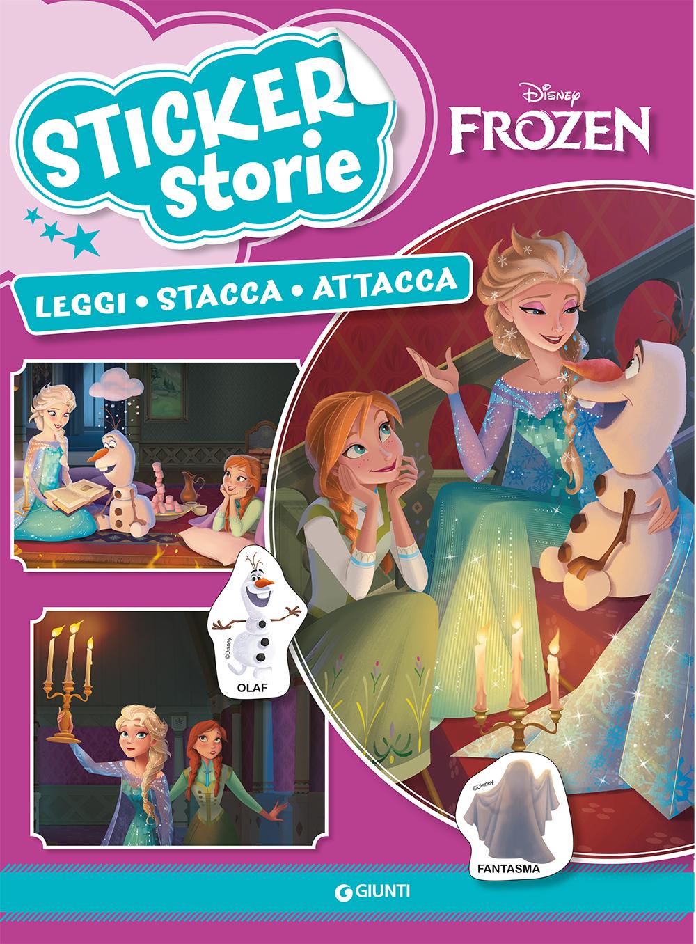 Sticker Storie - Frozen