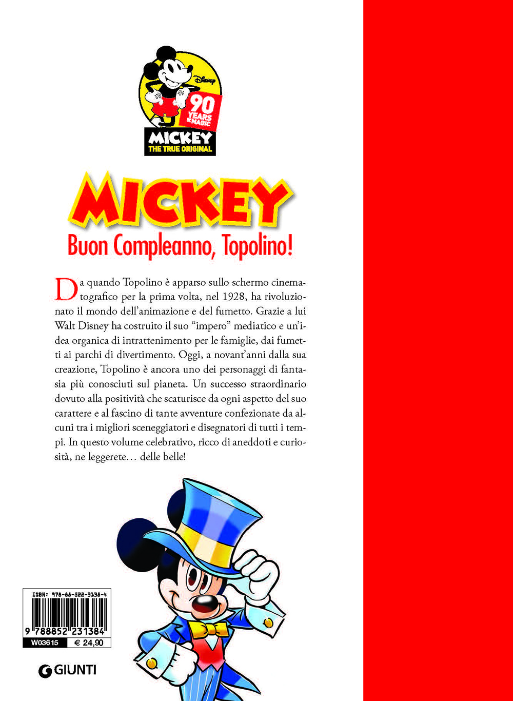 Disney Comic Collection - Buon Compleanno, Topolino!
