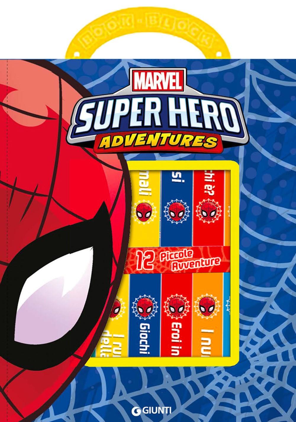 La Mini Libreria - Marvel. Super Hero Adventures