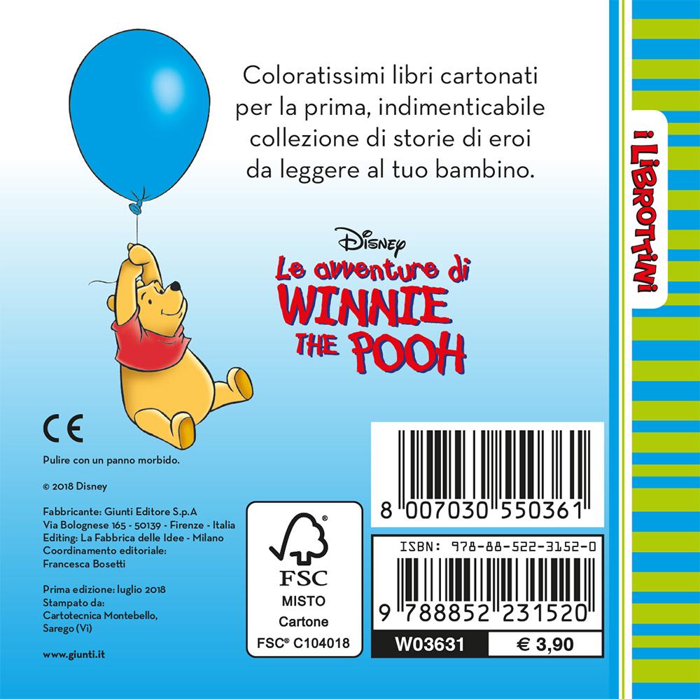 Winnie the Pooh - I Librottini - Le avventure di Winnie the Pooh