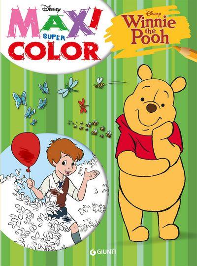 Maxi Supercolor - Winnie the Pooh