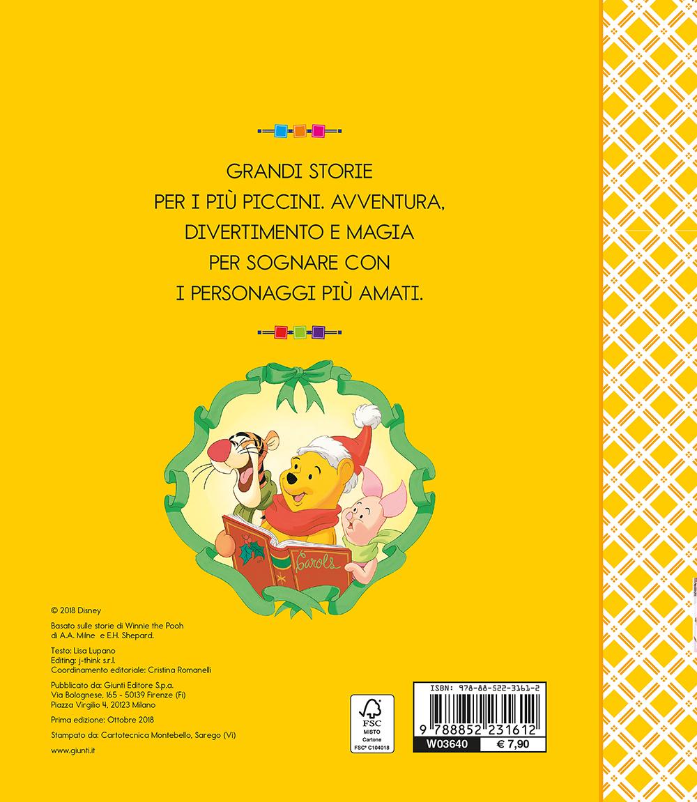 Winnie the Pooh - Librotti - Regali per tutti