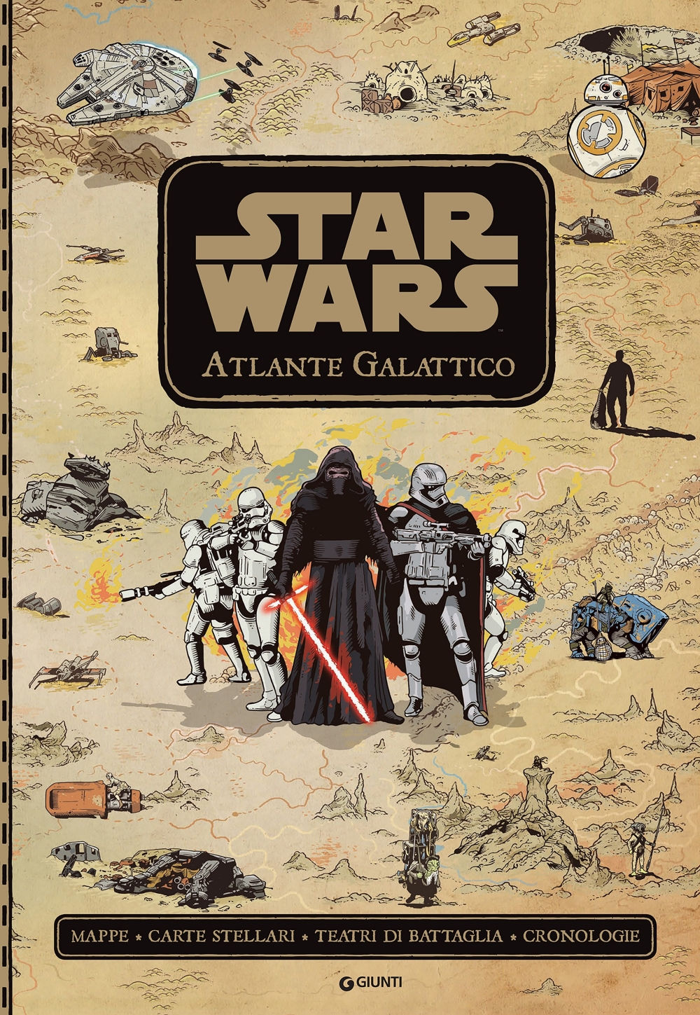 Gli Atlanti - Star Wars. Atlante Galattico