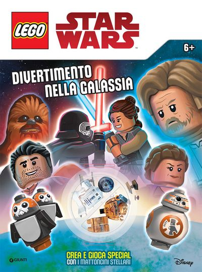 Super Album - Star Wars LEGO. Divertimento nella galassia
