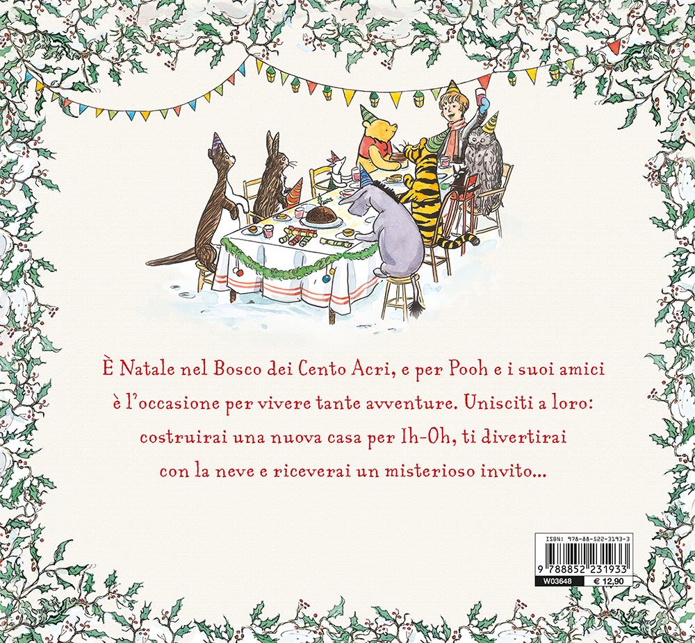 Fiabe di Natale - Winnie the Pooh Storie di Natale