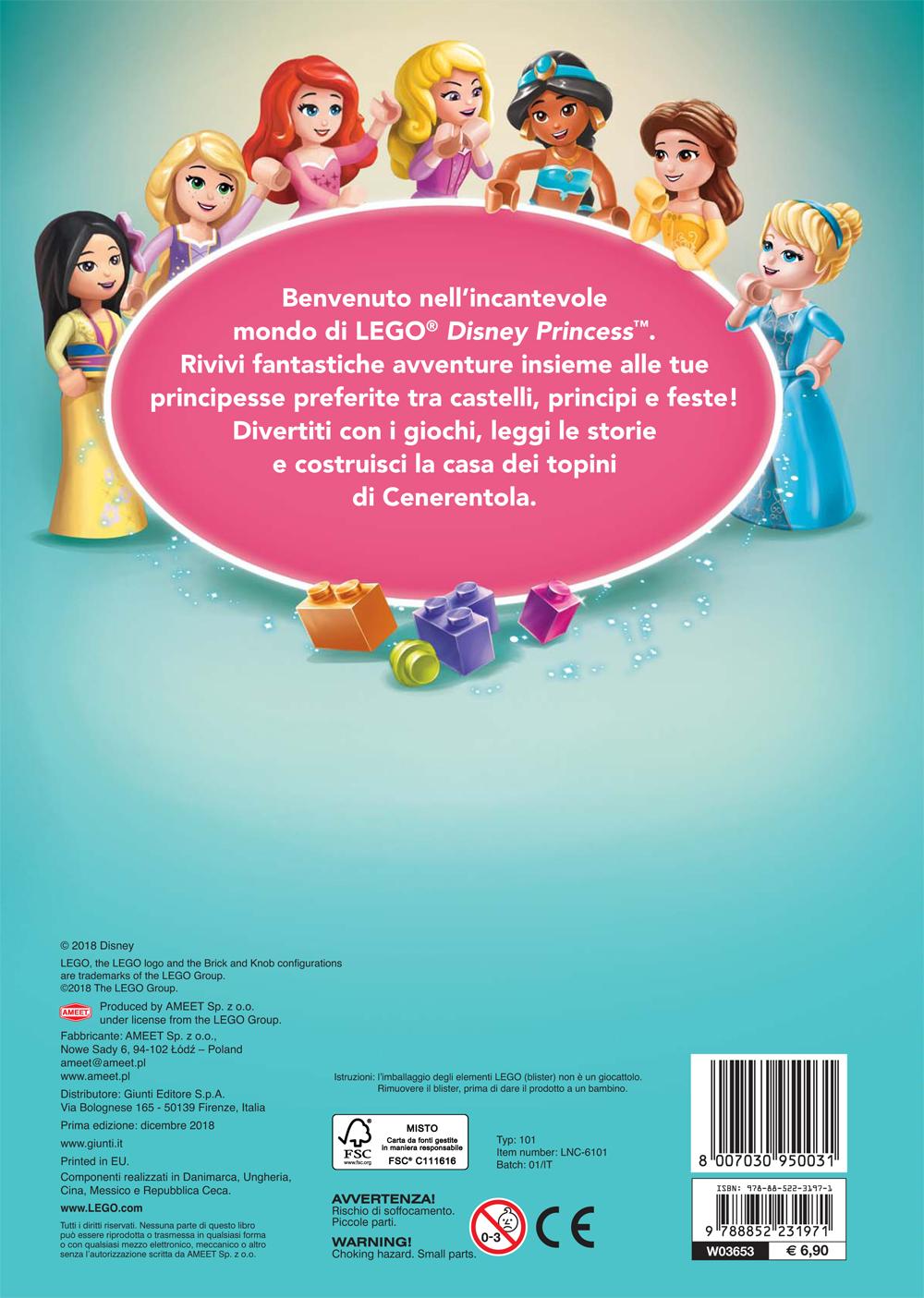 Super Album - Principesse LEGO. Le avventure di Cenerentola