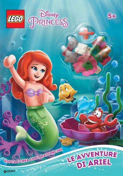 Super Album - Principesse LEGO. Le avventure di Ariel