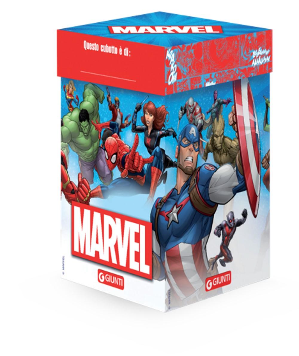 Cubotti - Avengers