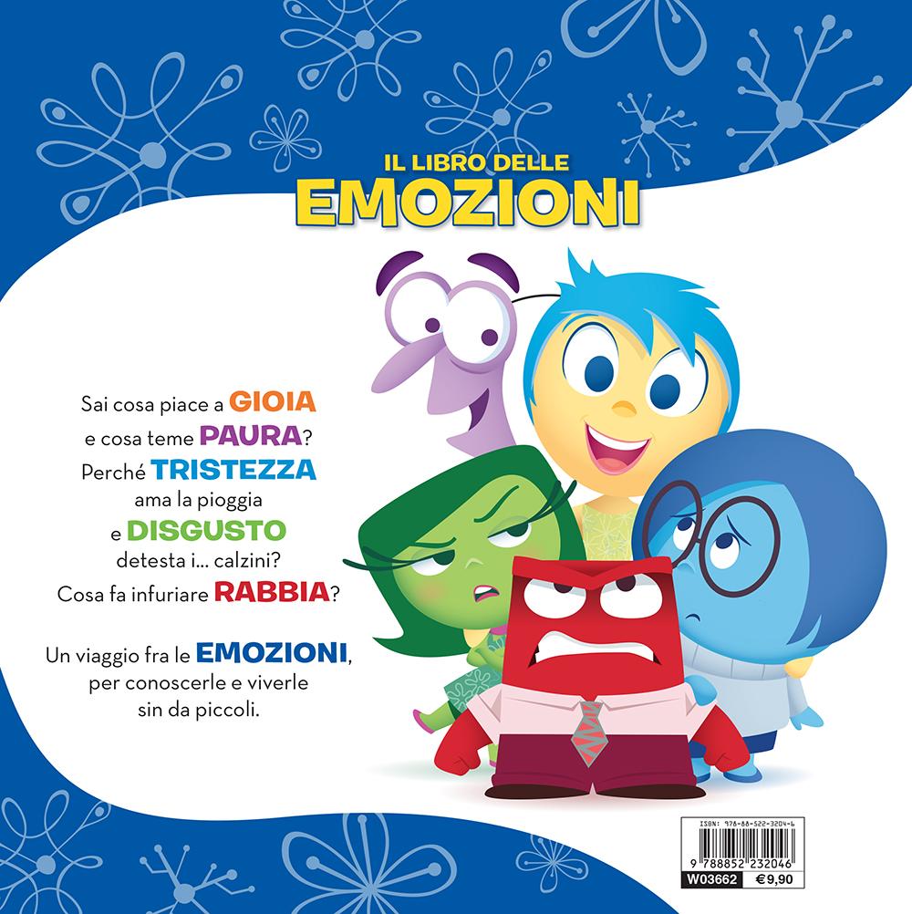 Gli Emozionari - Il Libro delle Emozioni. Inside Out