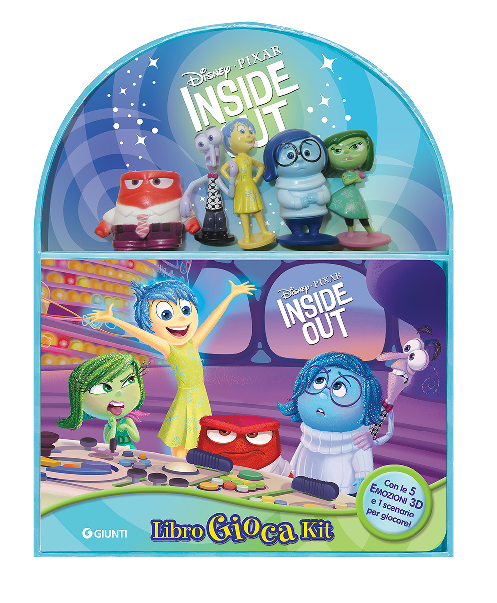 Inside Out - LibroGiocaKit