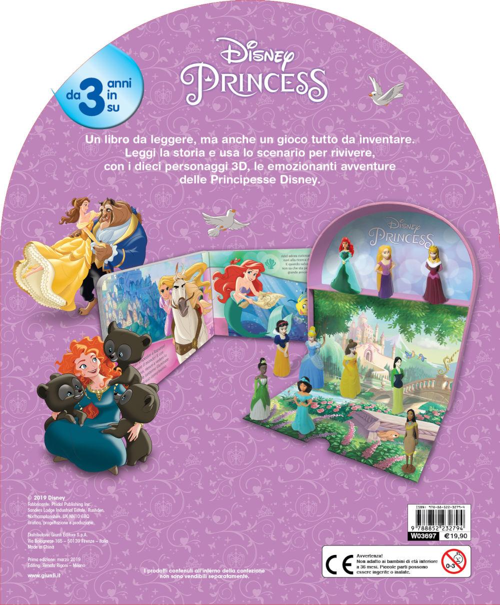 Principesse - Maxi LibroGiocaKit