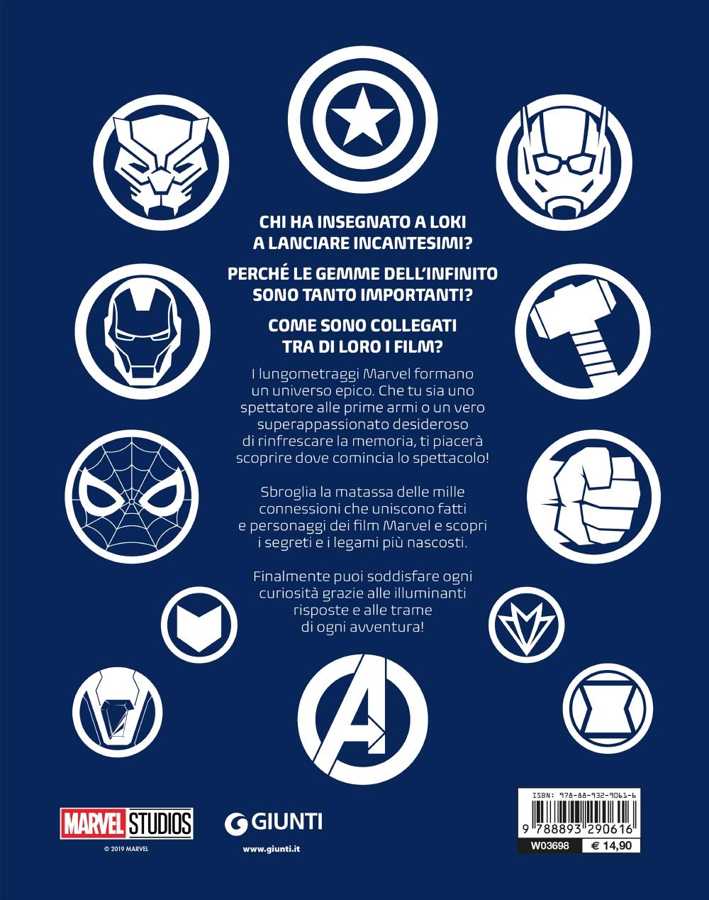 La guida con le risposte a tutti i tuoi perché. Marvel Studios