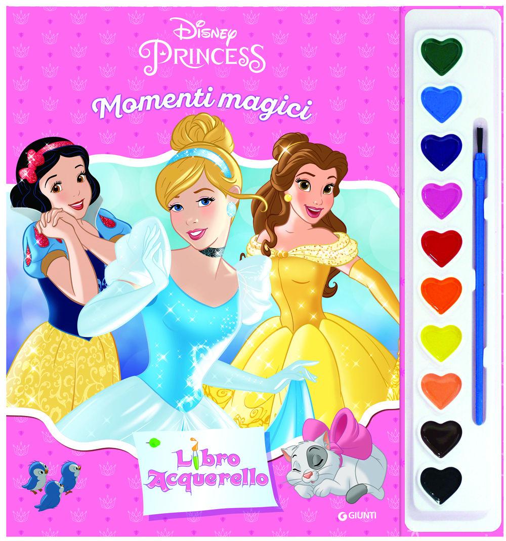 Libro Acquerello - Principesse