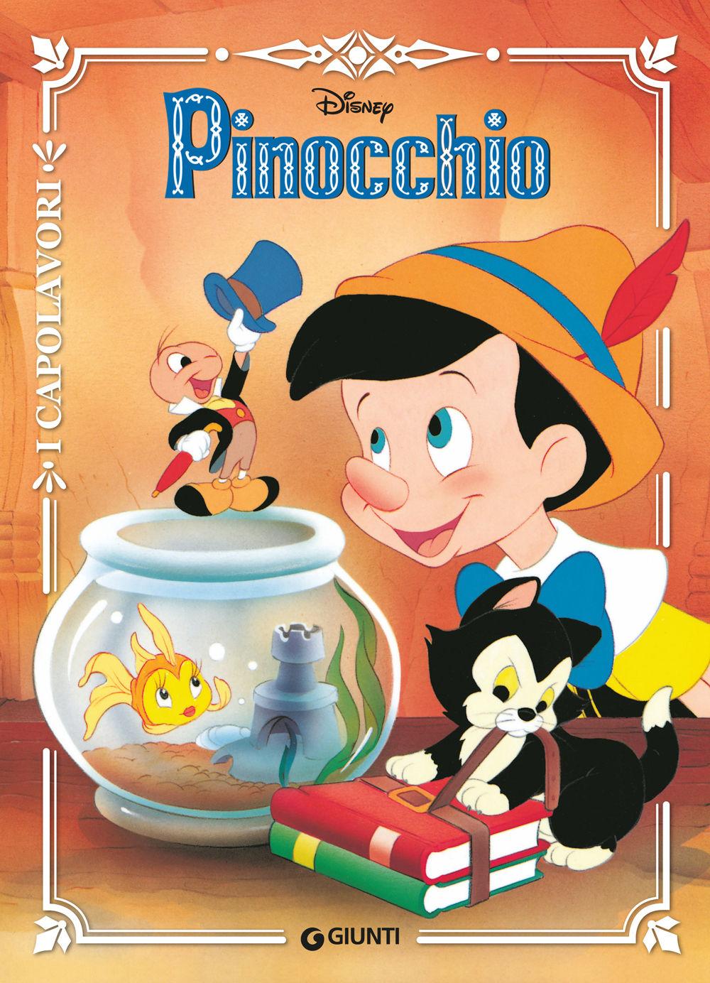 Pinocchio - I Capolavori