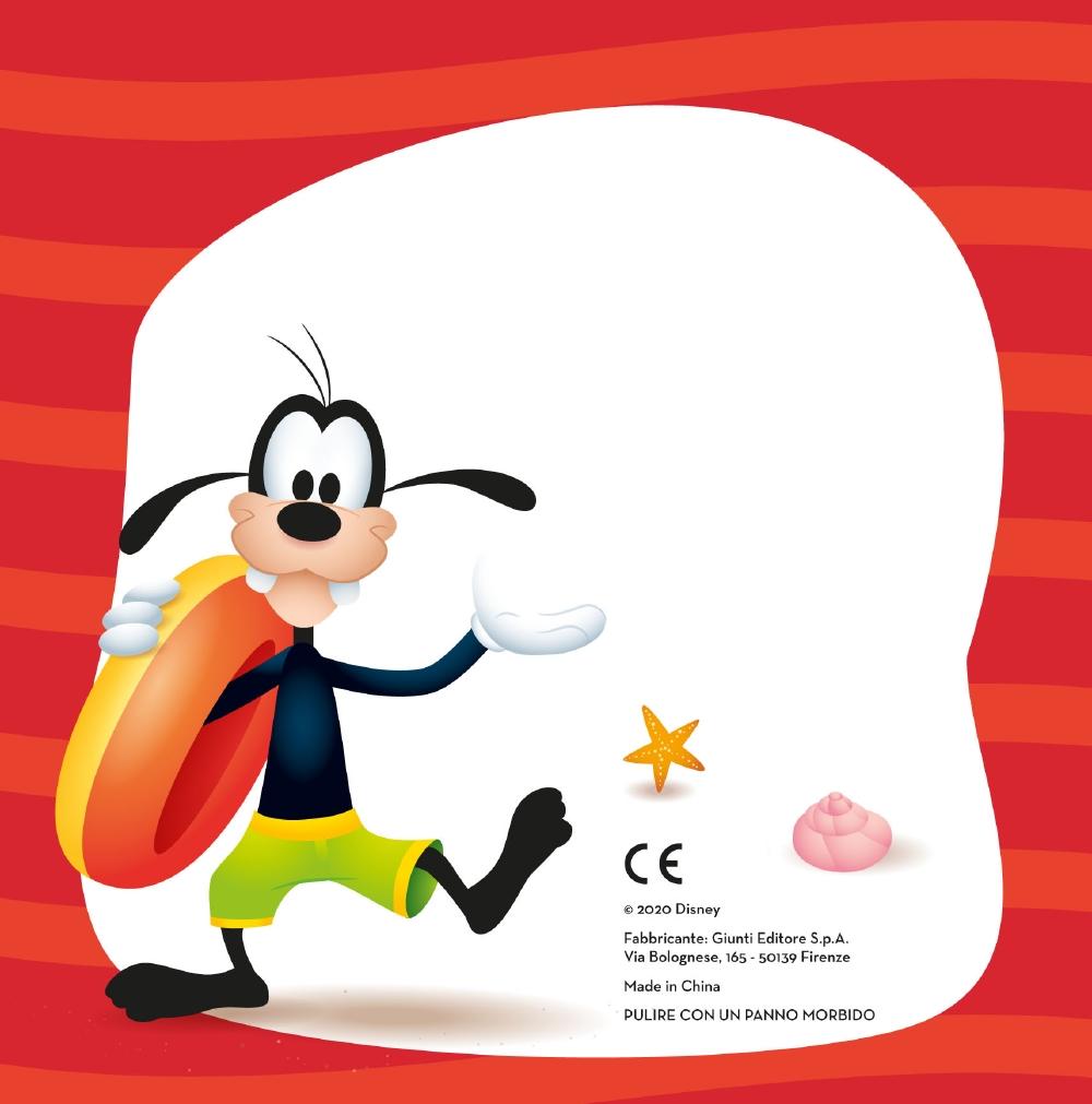 Disney Baby Libri Sensoriali - Le forme