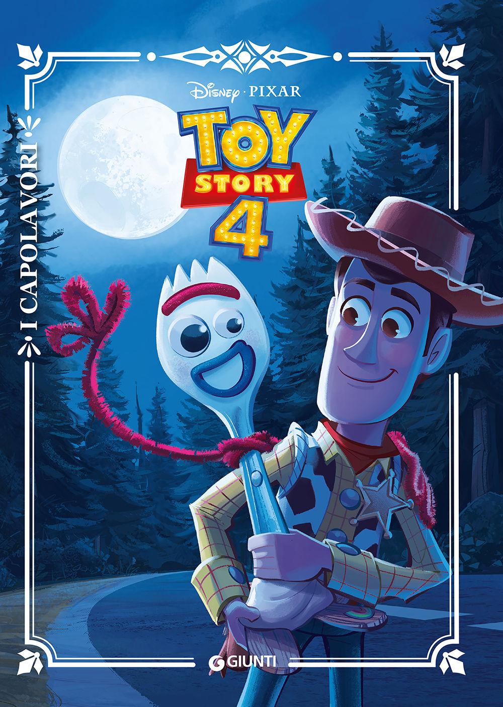 Toy Story 4 - I Capolavori