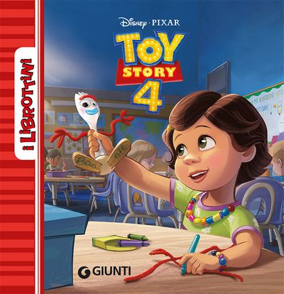 Toy Story 4 - I Librottini