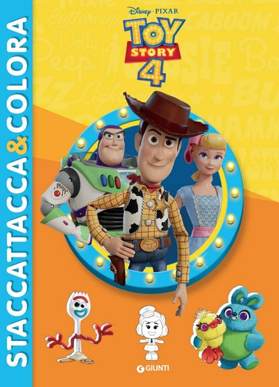 Toy Story 4 - Staccattacca&Colora