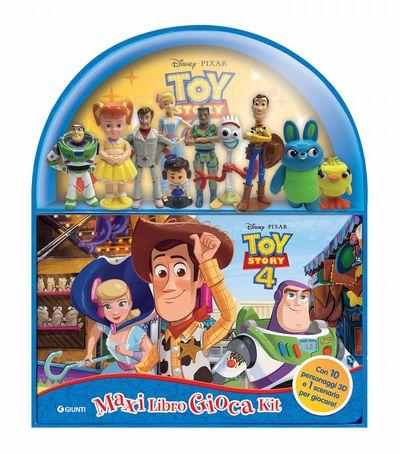 Toy Story 4  - Maxi LibroGiocaKit