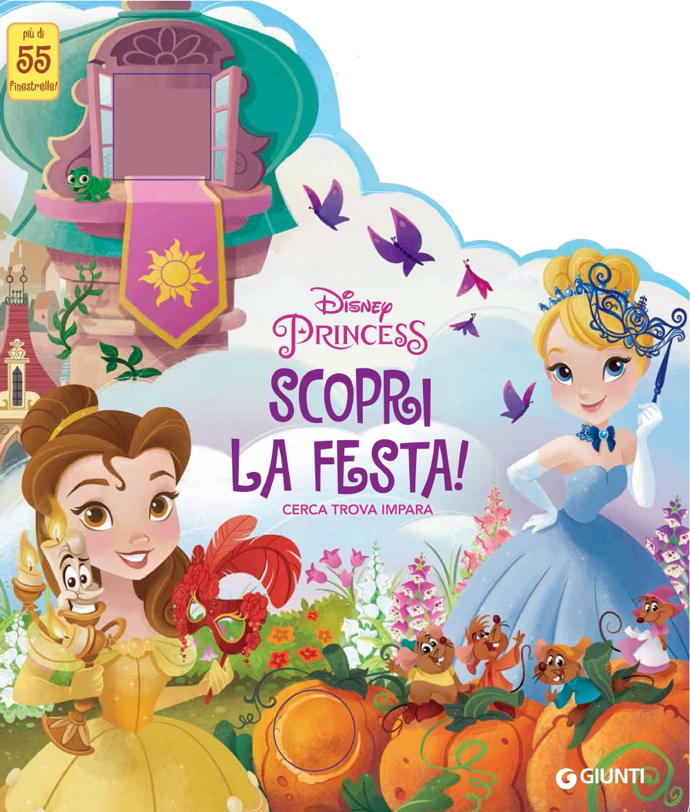 Disney Princess - Scopri la festa!