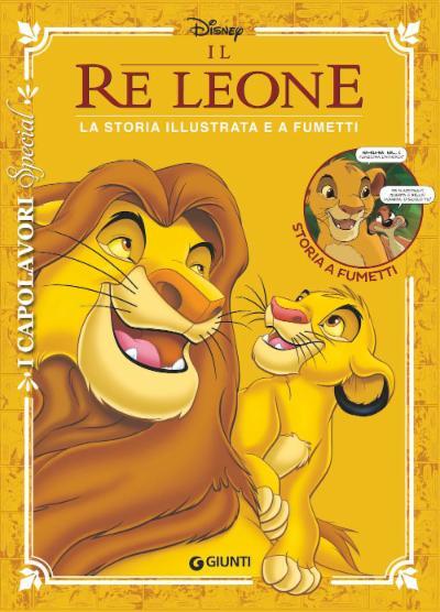 I Capolavori - Il Re Leone Speciale