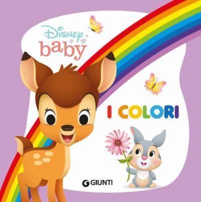 Disney Baby Libri Sensoriali - I colori