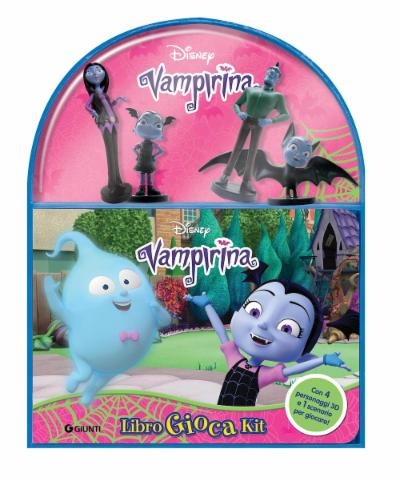 Vampirina - LibroGiocaKit - Halloween