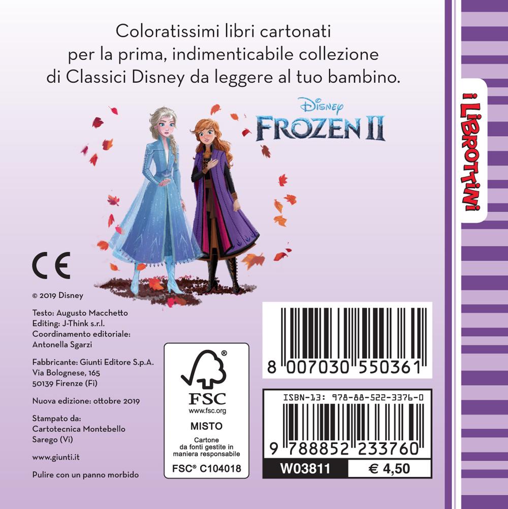 Frozen 2 - I Librottini