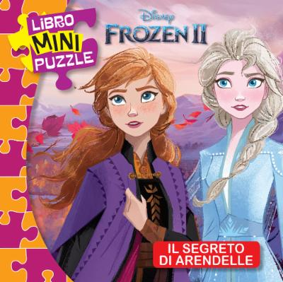 Frozen 2 - Libro Mini Puzzle